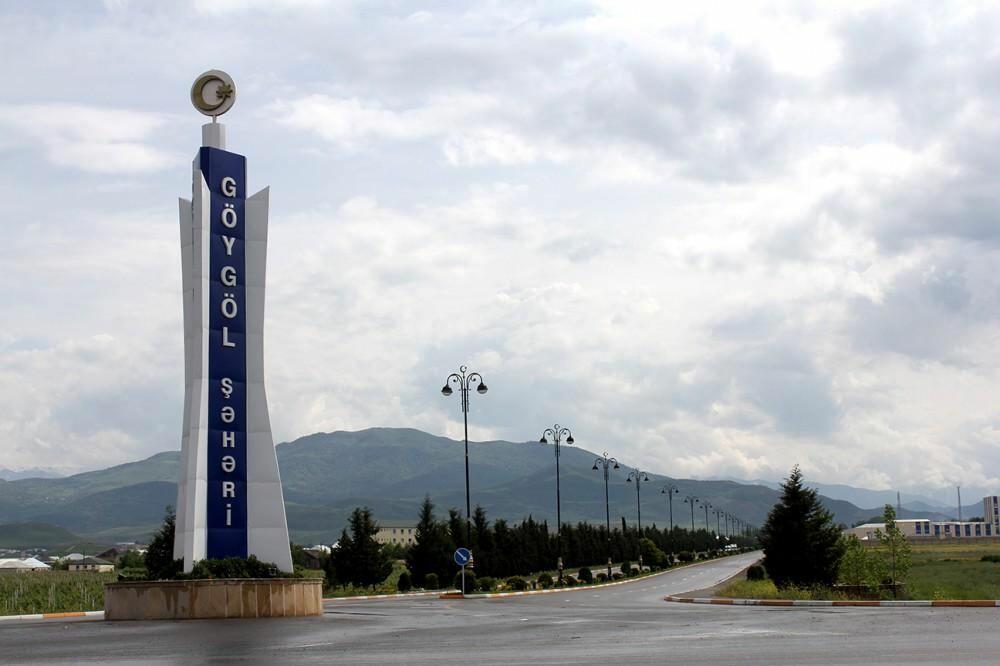 Göygöldə