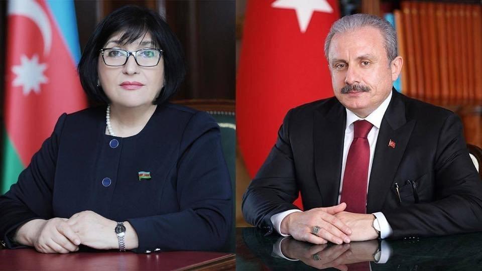 Sahibə Qafarova Mustafa Şentopa zəng vurdu...
