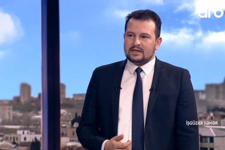 """Ekspertdən şok iddia: """"Rusiya sülhməramlılarında minalanmış ərazilərin xəritəsi var"""""""
