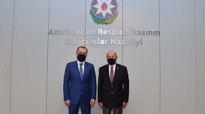 Azərbaycanla Rusiya arasında TƏCİLİ GÖRÜŞ KEÇİRİLDİ