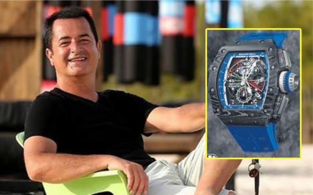 Acunun 1 milyonluq saatı - Foto