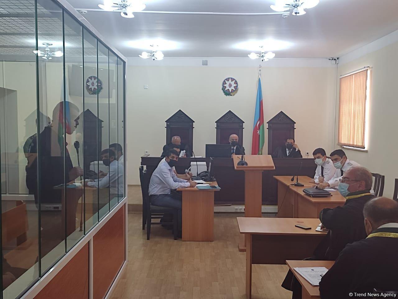 13 nəfərlik erməni terrorçu dəstənin üzvləri ifadə verir (FOTO) - Gallery Image