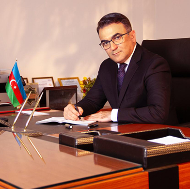 Vüqar Süleymanov: Akkord-un Baş Direktoru olduğum üçün qürur duyuram