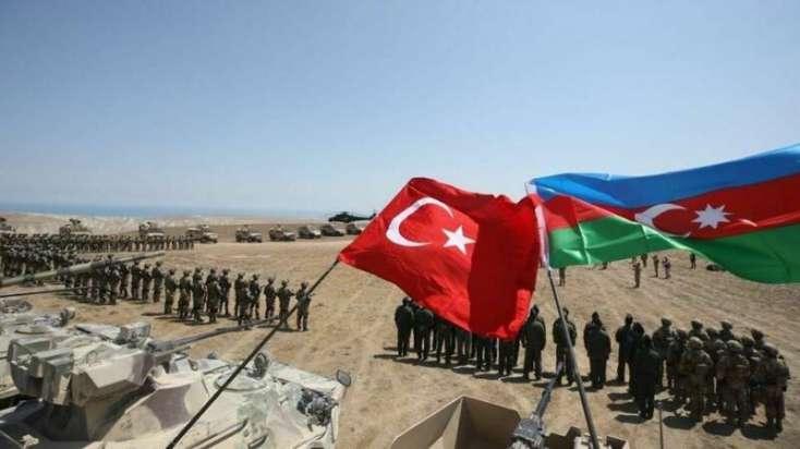 Azərbaycan, Türkiyə və Pakistan birgə ordu yaradır -